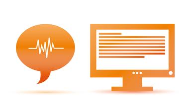 Unterstützung der Spracherkennungssoftware Dragon NaturallySpeaking