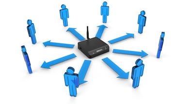 Direkter Datei-Upload vom Diktiergerät in das Netzwerk für eine schnellere Bearbeitungszeit