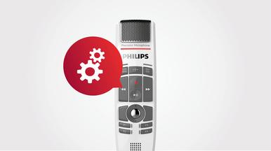 Fernadministration der Hardware für bequemes Konfigurieren von Geräten und Aktualisieren der Firmware