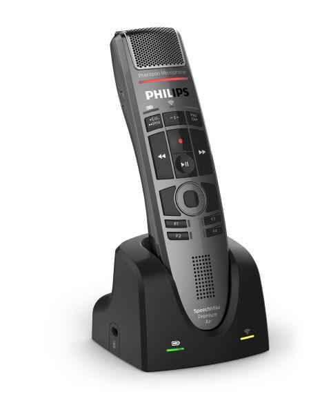 SpeechMike Premium Air mit Drucktaste