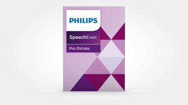 SpeechExec Pro Dictate Software inkl. Spracherkennungs-Lizenz (USB Stick)