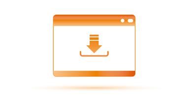 Sicherheitsfunktionen und Backup zum Schutz sensibler Daten