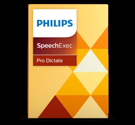 SpeechExec Pro Diktiersoftware LFH4400