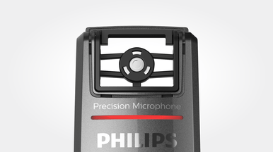 Entkoppeltes Mikrofon in Studioqualität für präzise Aufnahmen ohne Hintergrundgeräusche