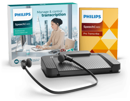 Nahtlose Integration in digitale Diktierlösungen von Philips