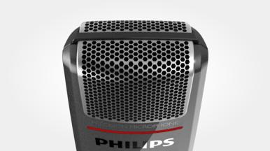 Mikrofongitter mit optimierter Struktur für kristallklaren Klang