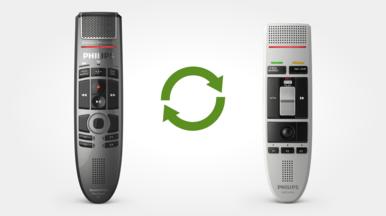 Rückwärtskompatible Firmware für noch mehr Flexibilität