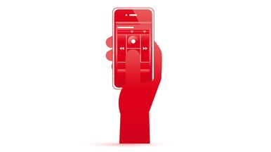 Einfache Touchscreensteuerung für intuitive Bedienung